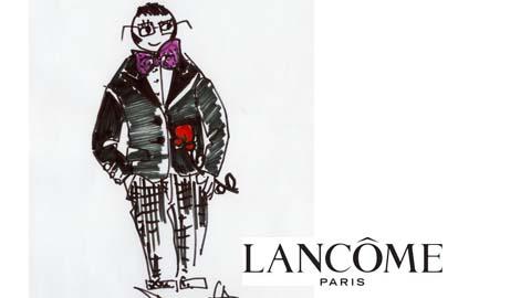 Parceria Lancôme by Alber Elbaz