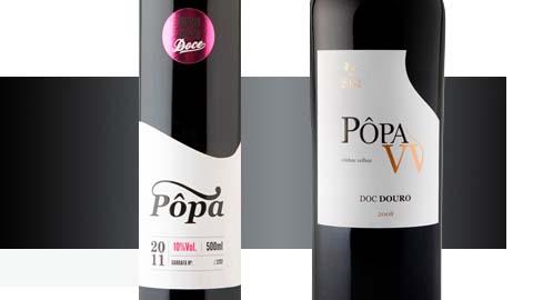 Quinta do Pôpa: dupla de vinhos para Dia dos Namorados