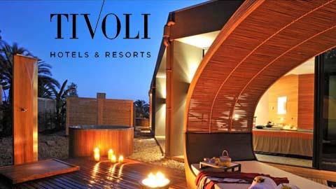 Tivoli promove Algarve Spa Week