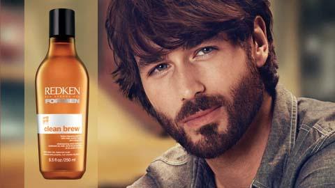 Champô Clean Brew de Redken for Men