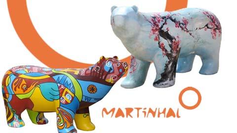 Dancing Bears no Martinhal