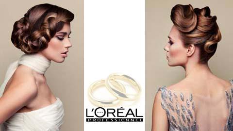 Coleção Noivas 2013 de L'Oréal Professionnel