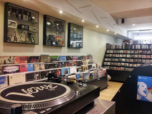 Loja discográfica