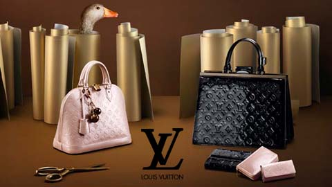 Louis Vuitton e o Natal 2013
