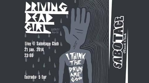 Sabotage Rock Club: 21 Janeiro