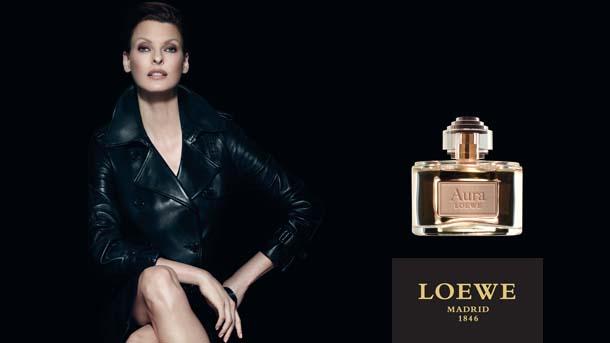 Aura Loewe nova criação olfactiva