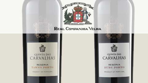 Real Companhia Velha celebra Dia Internacional do Vinho do Porto