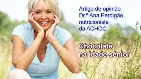 Chocolate na idade sénior