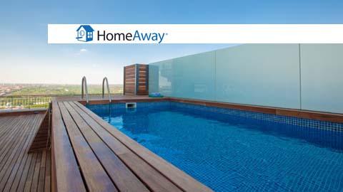 HomeAway, férias em família