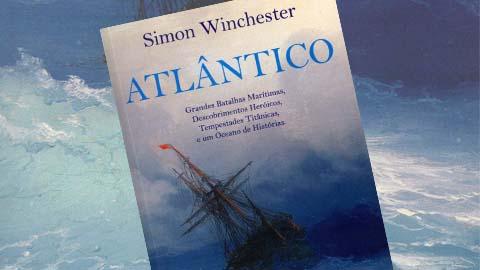 «Atlântico» de Simon Winchester