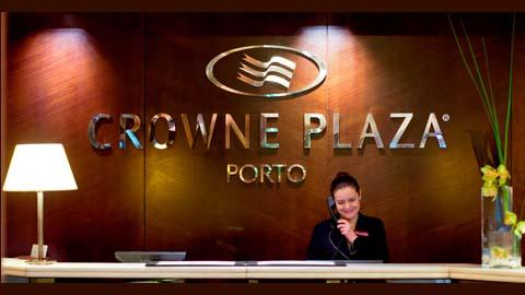 Crowne Plaza Porto já abriu