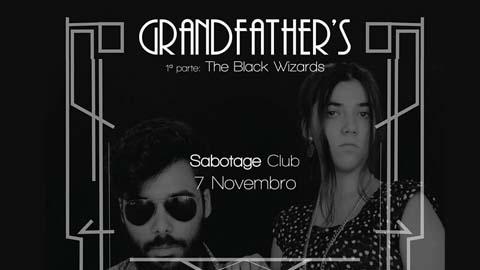 Sabotage Rock Club: 7 novembro
