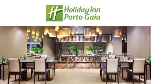Holiday Inn Porto Gaia passagem de ano