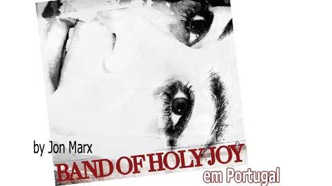 The Band Of Holy Joy em Portugal by Jon Marx