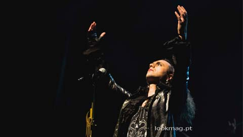 Moonspell no Coliseu de Lisboa