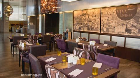 Restaurante Viva Lisboa, o mundo à mesa