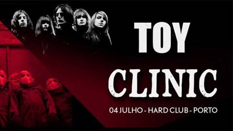 Toy e Clinic no Hard Club