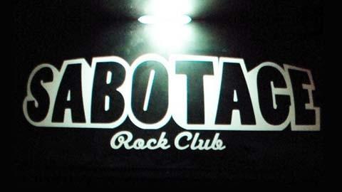Sabotage Rock Club: junho 2015
