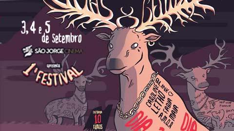 Festival Rimas e Batidas primeira edição