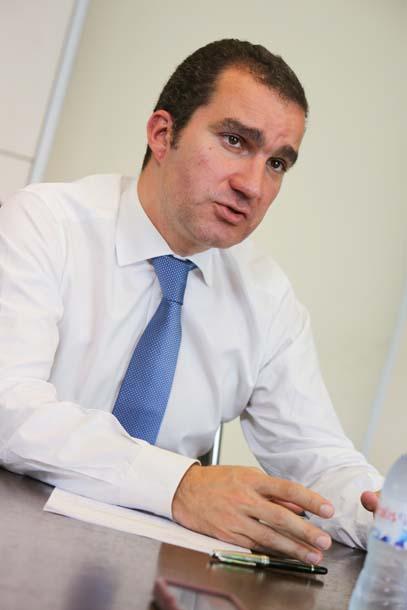 João Abecasis, CEO  UNICER
