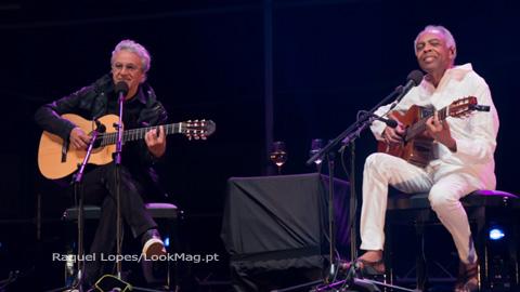 Caetano & Gil no edpcooljazz: cantando eu mando a tristeza embora