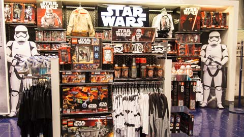 "Force Friday de ""Star Wars: O Despertar da Força"""
