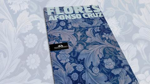 """""""Flores"""" de Afonso Cruz"""