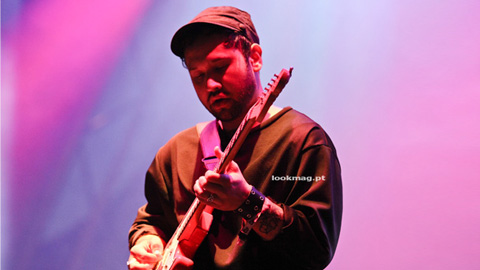 Unknown Mortal Orchestra em Portugal
