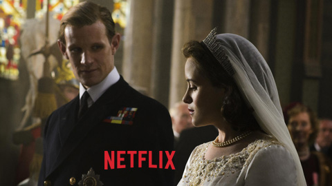 "Netflix apresenta ""The Crown"""