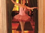 Dança invade Casa-Museu Medeiros e Almeida