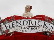 GINtasting com Hendrick's