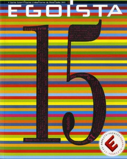 Revista Egoísta - 15  Nº55