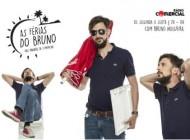 Bruno Nogueira vai de férias