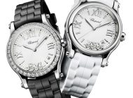 Chopard surpreende com Happy Sport