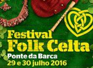Festival Folk Celta regressa a Ponte da Barca