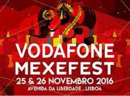 De palco em palco Vodafone Mexefest 2016