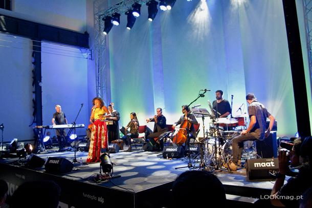 Concerto de Rodrigo Leão na inauguração oficial do MAAT