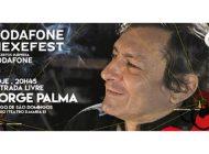Este é o convidado do primeiro Concerto Surpresa no Vodafone Mexefest