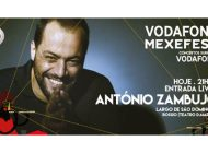 É este o convidado do segundo Concerto Surpresa Vodafone