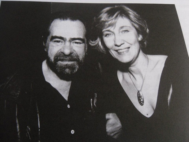 António Sérgio e Ana Cristina Ferrão