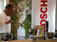 Chef do Eleven e a Bosch aliam-se para um Natal mais doce