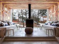 Descubra como fugir do frio nos hotéis com lareira em Portugal