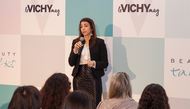 Vichy apresenta a 1ª edição das Beauty Talks