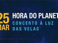 Hora do Planeta em concerto solidário à luz das velas em Lisboa
