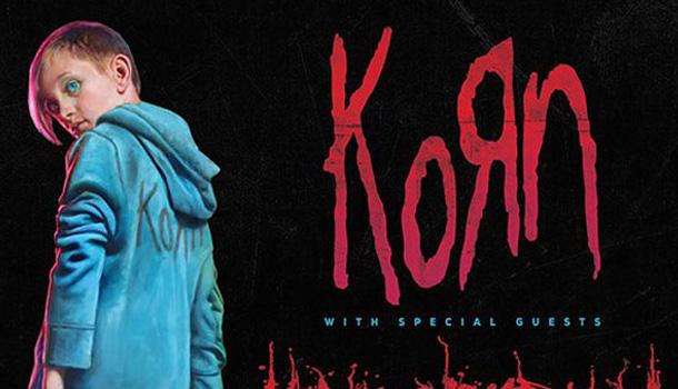 Korn chegam ao Campo Pequeno, em Lisboa, no dia 15 de março
