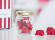 O verdadeiro pote do amor está recheado de bombons com gelado Santini
