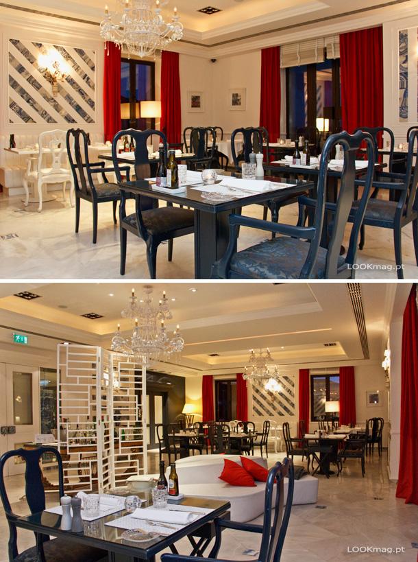 Belvedere Ristorante no Grande Real Villa Itália Hotel & Spa