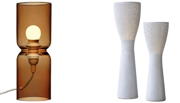 Inexistência peças elegantes onde a luz é rainha e senhora do ambiente