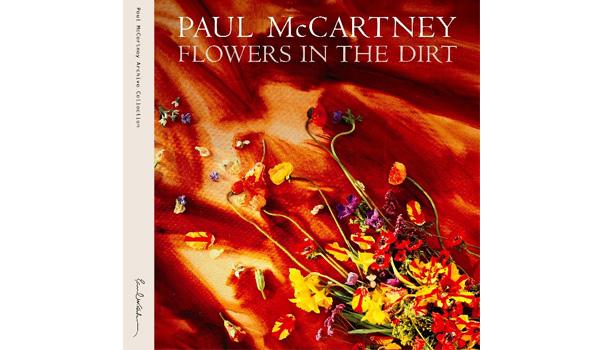 """Reedição do clássico """"Flowers in the Dirt"""" de Paul McCartney já nas lojas"""