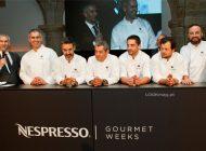 Estrelas Michelin criam menus exclusivos com Nespresso